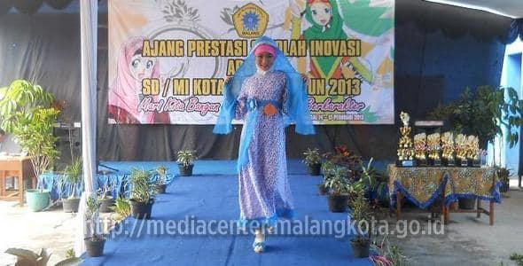 Model Cilik Beraksi di SMP Muhamadiyah 2