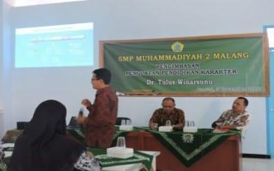 Pengimbasan PPK SMP Muhammadiyah 2