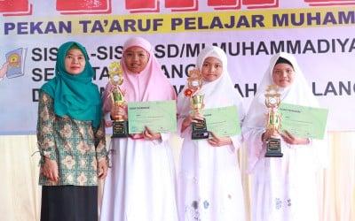 Pekan Ta aruf Pelajar Muhammadiyah 2019 Ajang Penguatan Pendidikan Karakter
