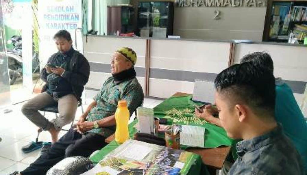 SMP Muhammadiyah 2 Kota Malang, Tetap Layanan PPDB Online-Offline Tersedia Pilihan