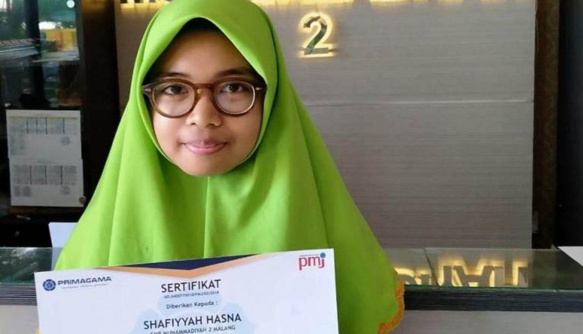 10 Besar Juara Sain IPA Primagama Se Malangraya