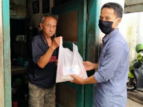 Bimensi SMP Muda Kota Malang, Salurkan Zakat Siswa Pada Delapan Asnaf