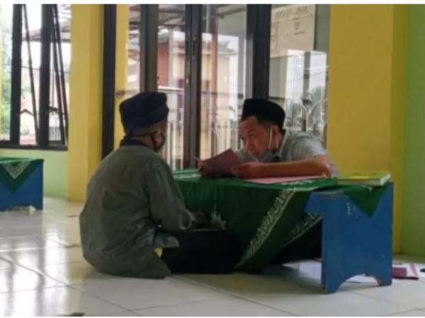 Dua Puluh Siswa SMPM 2 Masuk Kelas Tahfidz